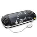 128x128px size png icon of Headphones & PSP