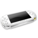 128x128px size png icon of PSP white