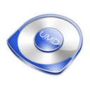 128x128px size png icon of Umd Blue