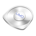 128x128px size png icon of Umd