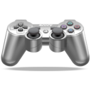 128x128px size png icon of PS 3 Joystick