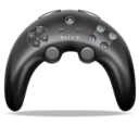 128x128px size png icon of PS3 Concept Joystick