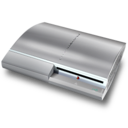 128x128px size png icon of White PS3