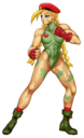 SSF2HD Cammy White Icon