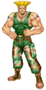 SSF2HD Guile 1 Icon