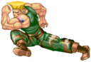 SSF2HD Guile 2 Icon