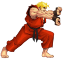 SSF2HD Ken Masters 1 Icon