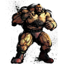 128x128px size png icon of Zangief