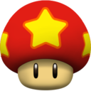 128x128px size png icon of Life Mushroom
