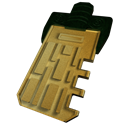 128x128px size png icon of Bioshock Rapture Key