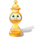 128x128px size png icon of King Yellow