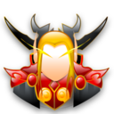 128x128px size png icon of Warcraft Hero
