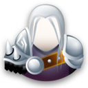 128x128px size png icon of Warcraft Human Hero