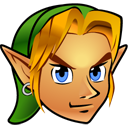 128x128px size png icon of Zelda