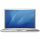 128x128px size png icon of macbookpro 17