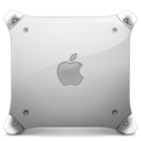 128x128px size png icon of powermac g4 quicksilver
