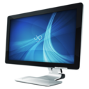 128x128px size png icon of Monitor Default