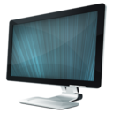 128x128px size png icon of Monitor Disco