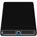 128x128px size png icon of Blue External