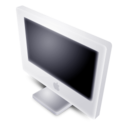 128x128px size png icon of IMac Off