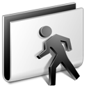 128x128px size png icon of Folder Public