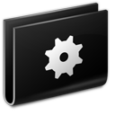 128x128px size png icon of Folder Smart