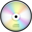 128x128px size png icon of CD Compact Disc