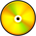 128x128px size png icon of DVD Generic