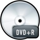 128x128px size png icon of File DVD+R