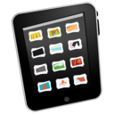 128x128px size png icon of iPad gallery