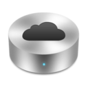 128x128px size png icon of MobileMe iDisk