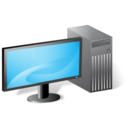 Workstation Vista Icon