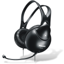 128x128px size png icon of Philips SHM1900 Headphone