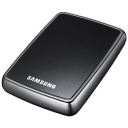 128x128px size png icon of Samsung HXMU050DA HardDisk