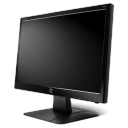 128x128px size png icon of Display LCD Monitor Compaq W185q Wide