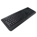 128x128px size png icon of Keyboard Dell USB Entry