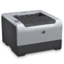 128x128px size png icon of Printer Brother HL 5240