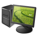 128x128px size png icon of Desktop Acer