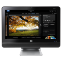 128x128px size png icon of Desktop All in One HP Pro MS 218