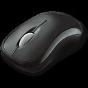 128x128px size png icon of Mouse Microsoft Basic Optical v2.0