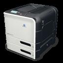128x128px size png icon of Printer Konica Minolta MC 4650