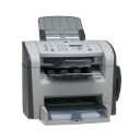 128x128px size png icon of Printer Scanner Photocopier Fax HP LaserJet M1319f MFP