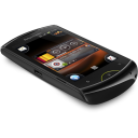128x128px size png icon of Smartphone Sony Live with Walkman WT19a 01