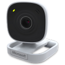128x128px size png icon of Webcam Microsoft LifeCam VX 800