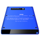 128x128px size png icon of BSOD Internal