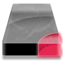 128x128px size png icon of Drive 3 br clean