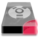 128x128px size png icon of Drive 3 br external firewire