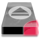 128x128px size png icon of Drive 3 br removable