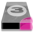128x128px size png icon of Drive 3 pp bay 3