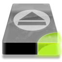 128x128px size png icon of Drive 3 sg removable